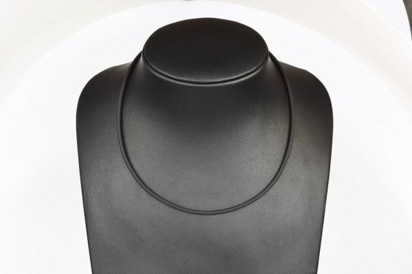 Kautschuk-Halsband - 3mm