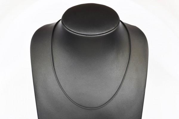 Kautschuk-Halsband - 2mm
